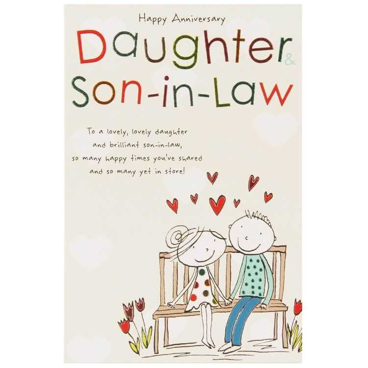 Anniversary Wishes To My Daughter And Son In Law Happy Anniversary Quotes Sayings For Daughte Happy Anniversary Quotes Happy Birthday Son Wishes For Daughter