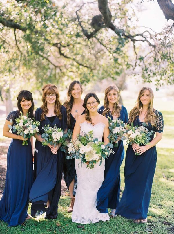 Image Result For Rustic Wedding Ideas Bridesmaids