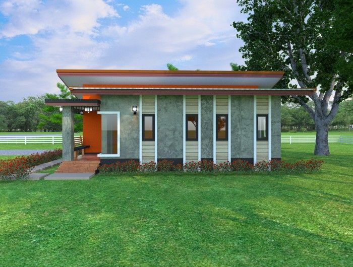 elegant small residential house plan on small modern home plans design for financial savings id=11308