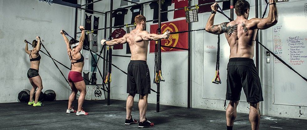 Crossover Symmetry HIIT System At home gym, Sports