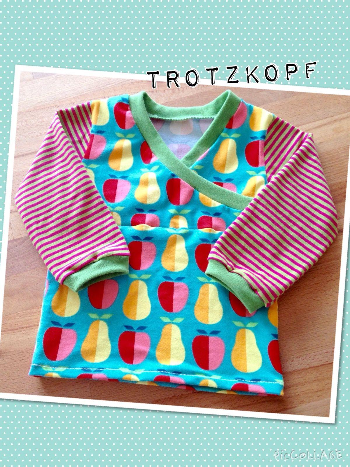 Selbst genäht - Shirt Trotzkopf von Schnabelina - das Freebook findet ihr hier: http://schnabelina.blogspot.de/2014/03/ebook-schnabelinas-trotzkopf-online.html