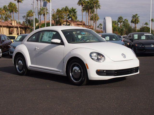 2013 Volkswagen Beetle 2.5 PZEV Lunde's Peoria