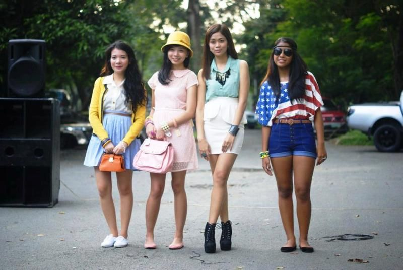 latest dress style philippines