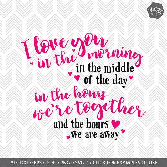 Download Love SVG - Wedding svg - DIY wedding - Anniversary svg ...