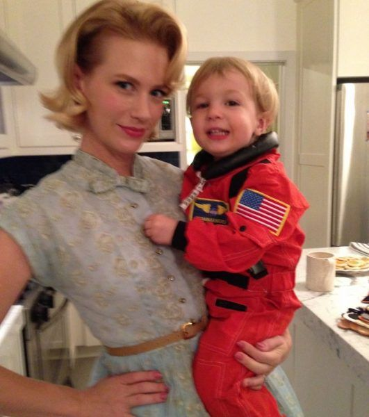 Xander Dane Jones Birthday, Age, Family, January Jones ...