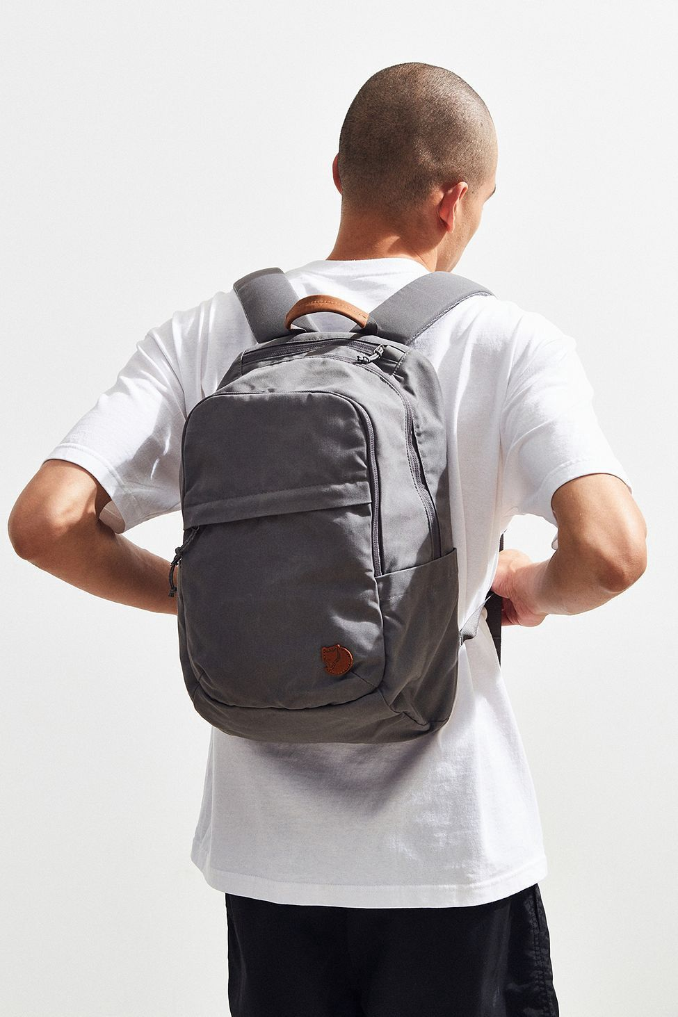 Urban Outfitters Fjallraven Raven 20 Backpack - Bright Yellow One