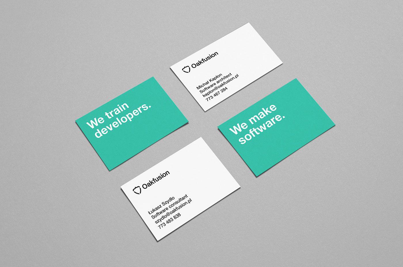 Oakfusion Brodziak Studio Projektowanie Graficzne Grafik