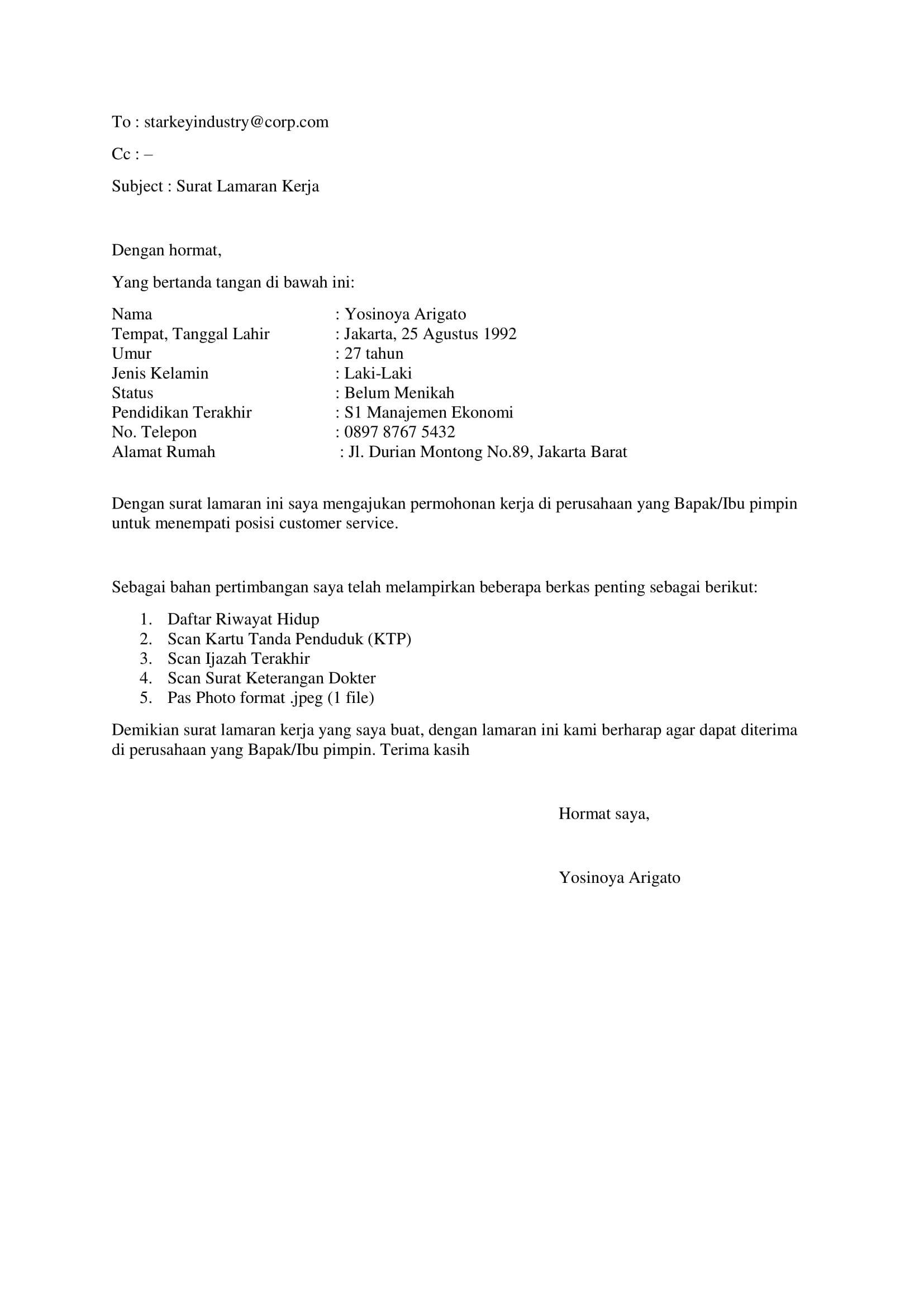 Download Contoh Surat Lamaran Kerja Indomaret 2020 Tulis Tangan Di 2021 Surat Tulisan Pembuka Surat