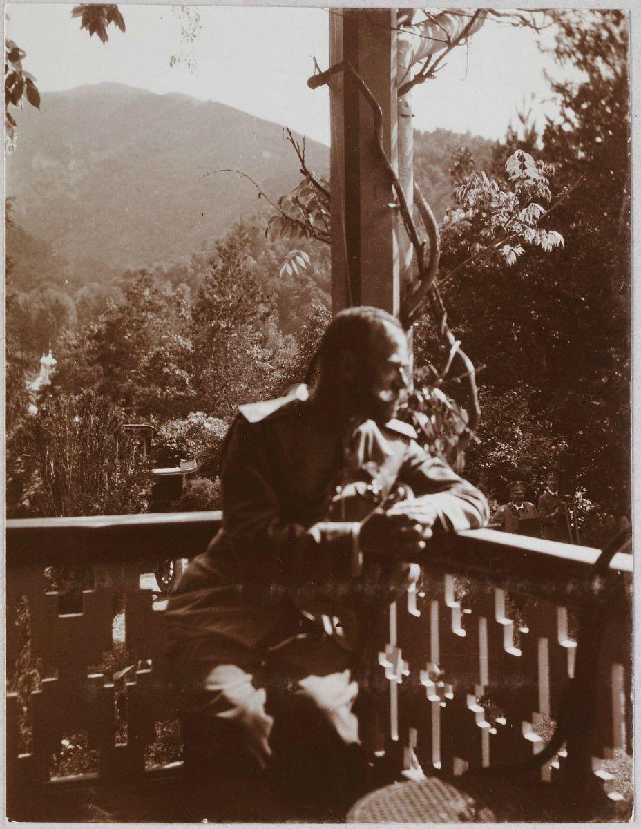 tzarevitch:  Tzar Nicholas II 1914