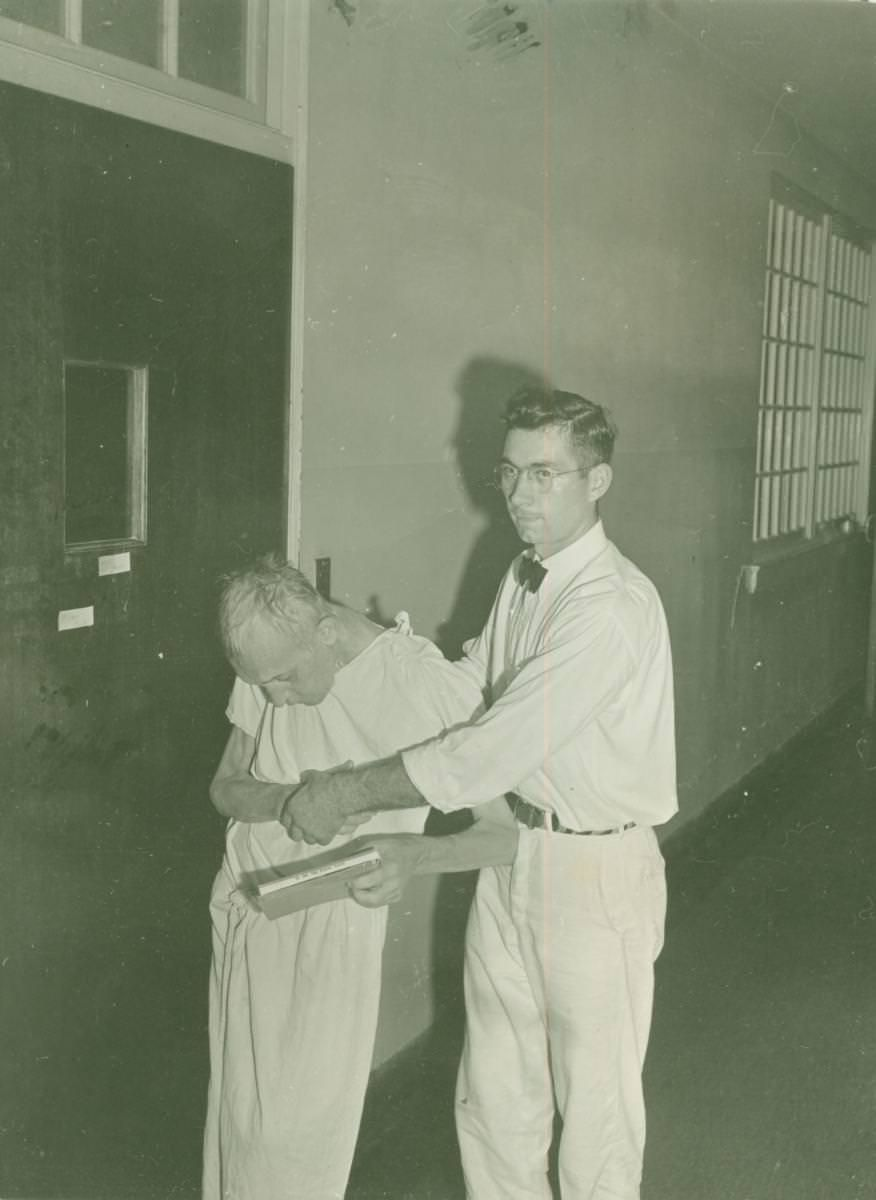 1945 Marlboro State Hospital An Abandoned Psychiatric