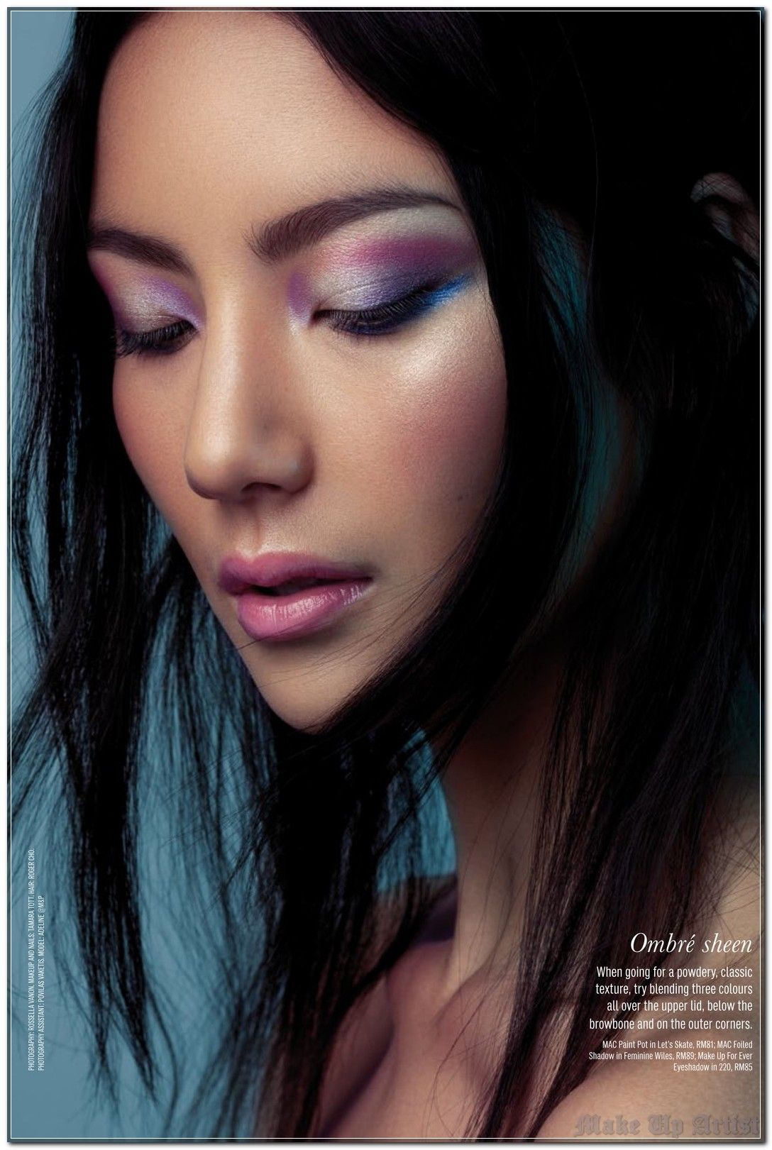 Less = More With Make Up Artist