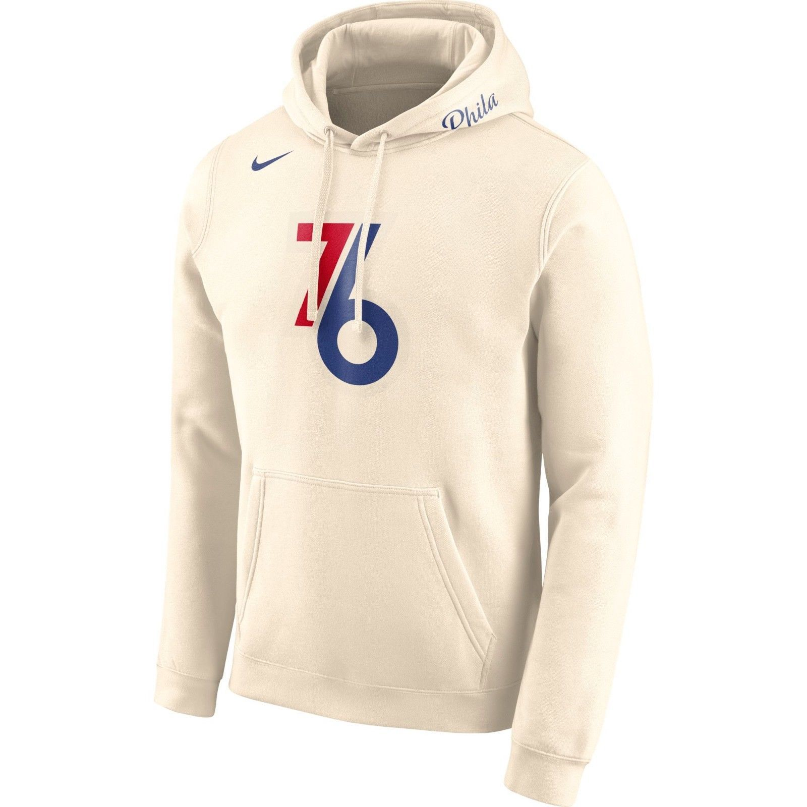 6cd9c3b15 Nike Philadelphia 76ers City Edition Hoodie Sweatshirt VERY RARE Sz M  920747-120 please retweet