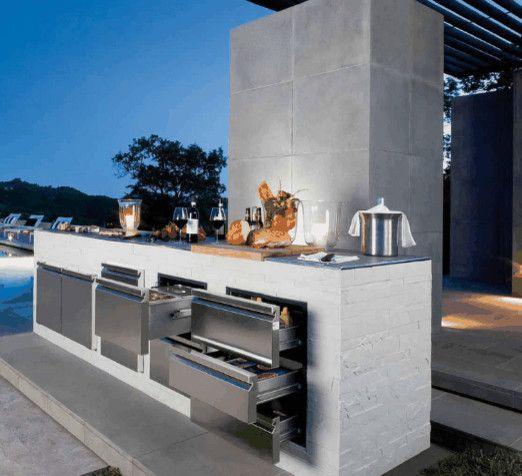 Galleria foto - Cucina da giardino e terrazzo Foto 36 | OUTDOOR BBQ ...
