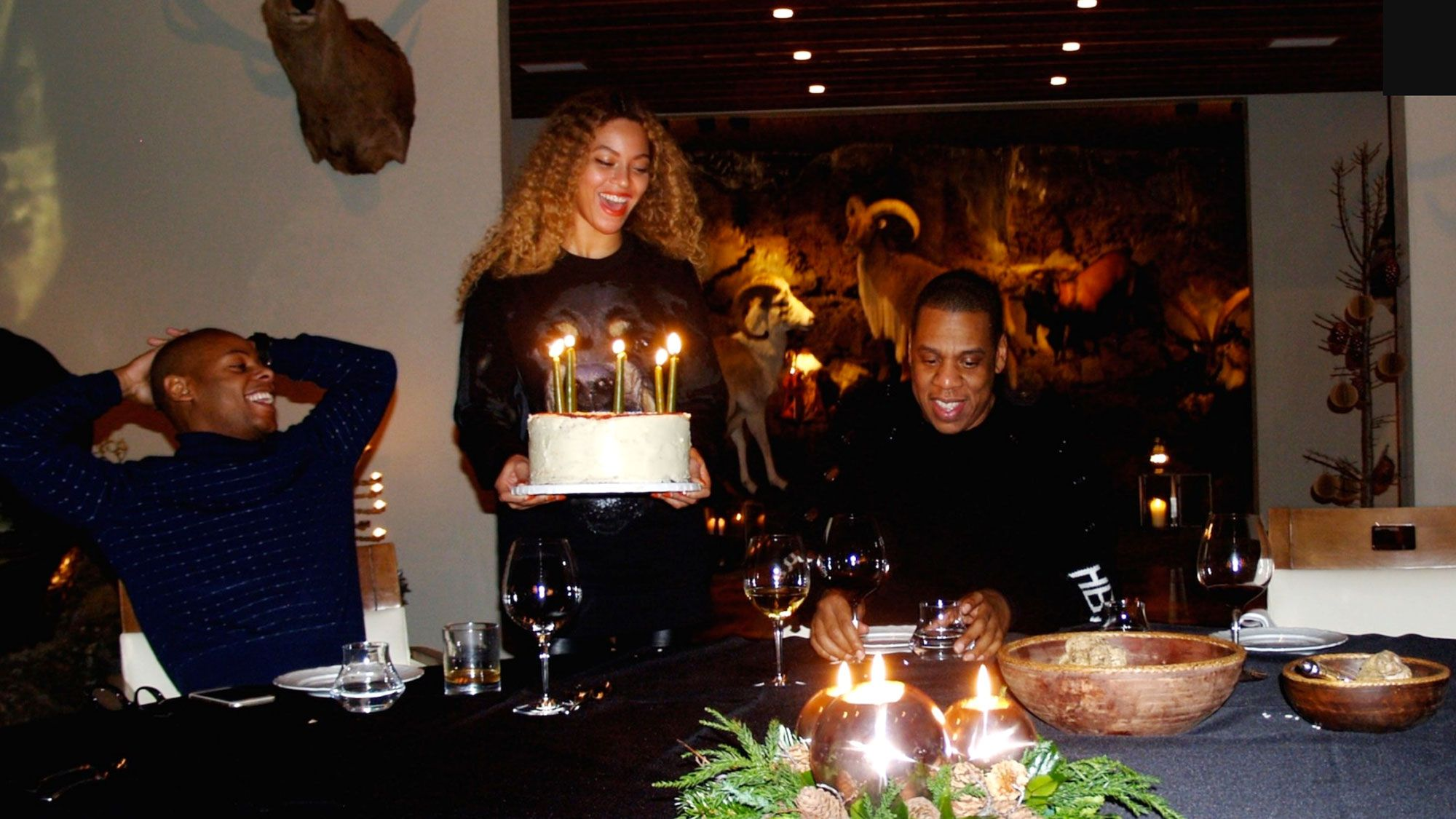Beyonce Shares Winter Vacation Pictures With Jay Z Jay z
