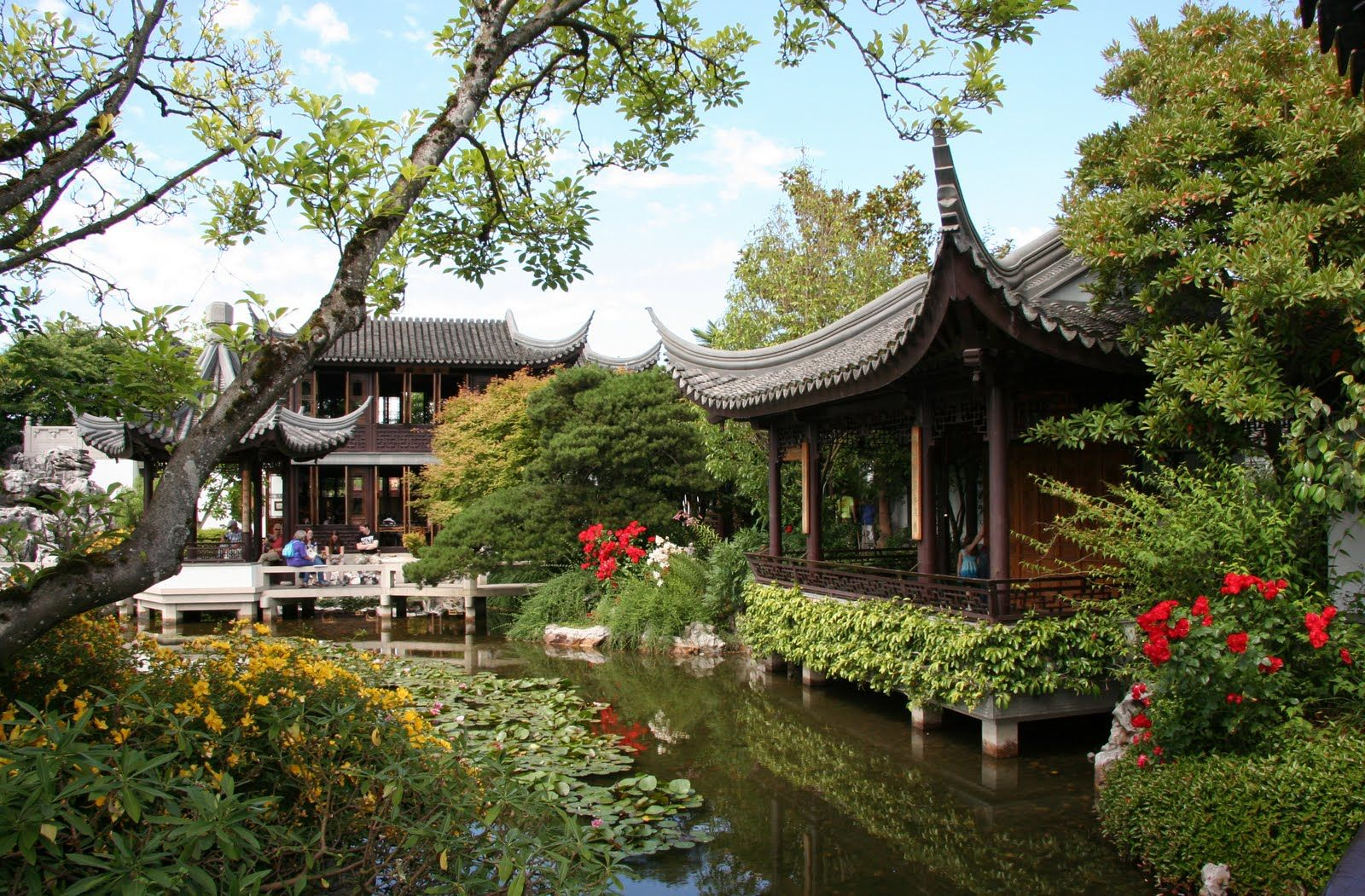 Visit The Lan Su Chinese Garden   10 Beautiful Things To Do In Oregon