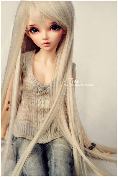 Muñeca Japonesa.