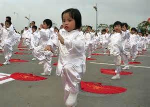 tai chi chuan china for kids