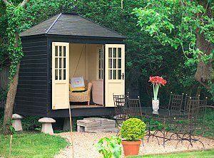 Lovely summerhouse for your dream gardenhttpwwwukhomeideasco
