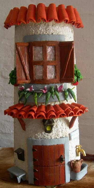Tejas decoradas alfarer a y cer mica decoraci n - Tegole decorate istruzioni ...