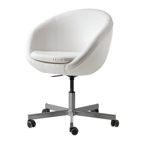 Chaise Bureau Ikea Grise