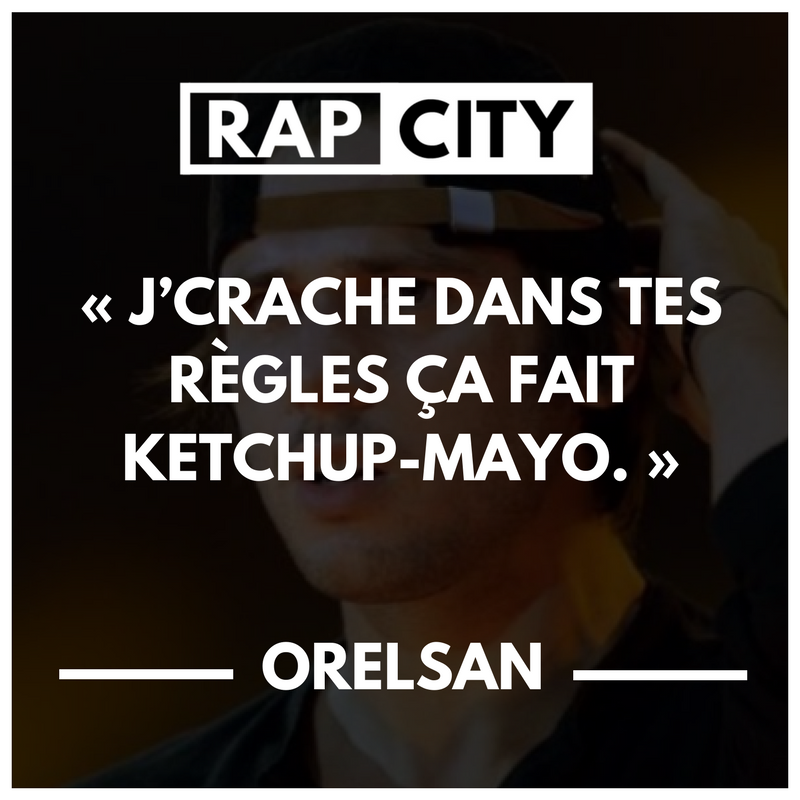 Les 30 Meilleures Punchlines De Orelsan Citations De Rap