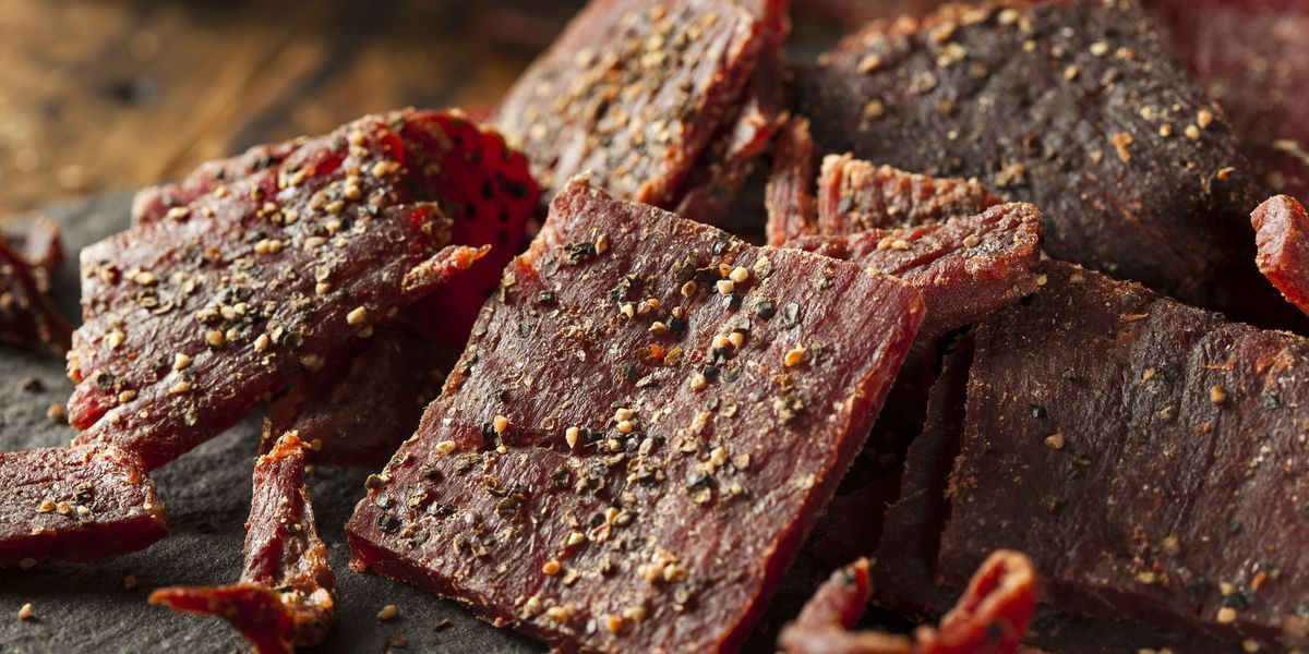 Learn how to make beef jerky at home. This is a delicious