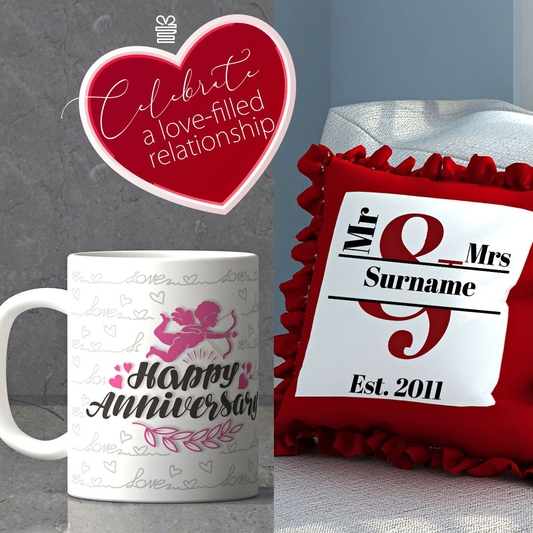 Pick unique and beautiful anniversarygifts for your