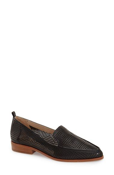 9e5b51b8af8 Free shipping and returns on Vince Camuto  Kade  Cutout Loafer (Women) at  Nordstrom.com. Laser-cutout detailing lends trend-savvy style to a chic