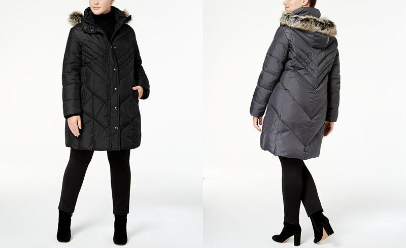 This Coat Size 2x Down Puffer Coat Puffer Coat Coats For Women