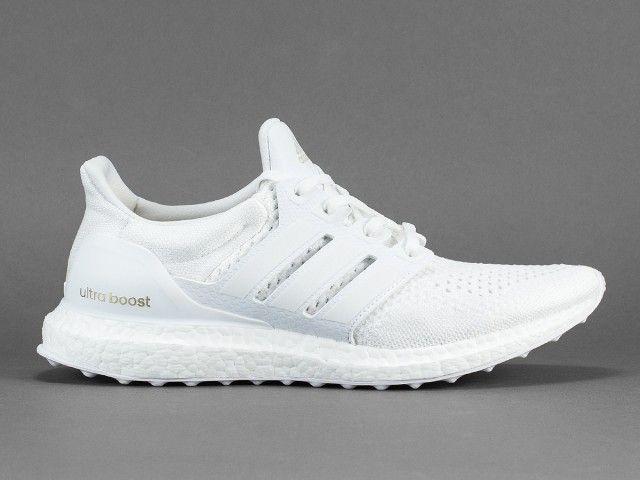 Adidas Ultra Boost Jd White
