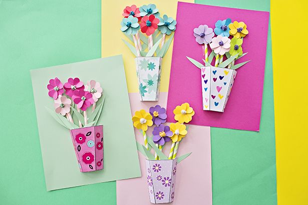 Hello wonderful how to make 3d paper flower bouquets with video hello wonderful how to make 3d paper flower bouquets with video mightylinksfo