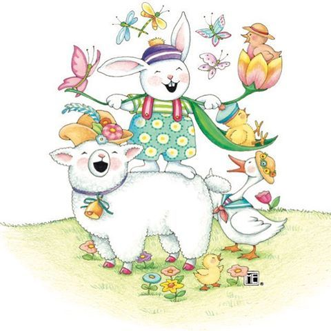 - All The Spring I Could Jam Into One Picture Cat Coloring Book, Coloring  Books, Mary Engelbreit