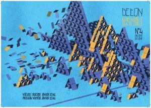 Soirée spéciale dédiée à la sortie du numéro 4 du fanzine franco-allemand Béton ! Vernissage des planches originales Vendredi 16 octobre 2015– 19h chez Raum B