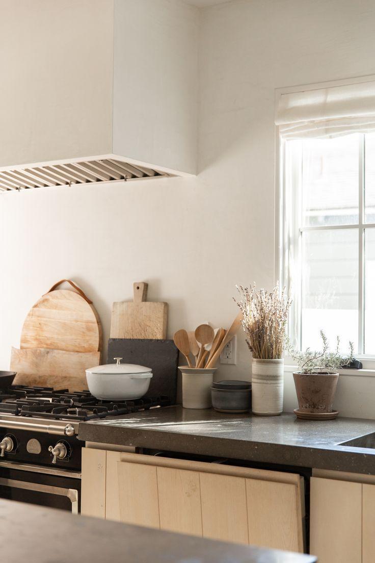 Photo of Neutral + Organic Kitchen