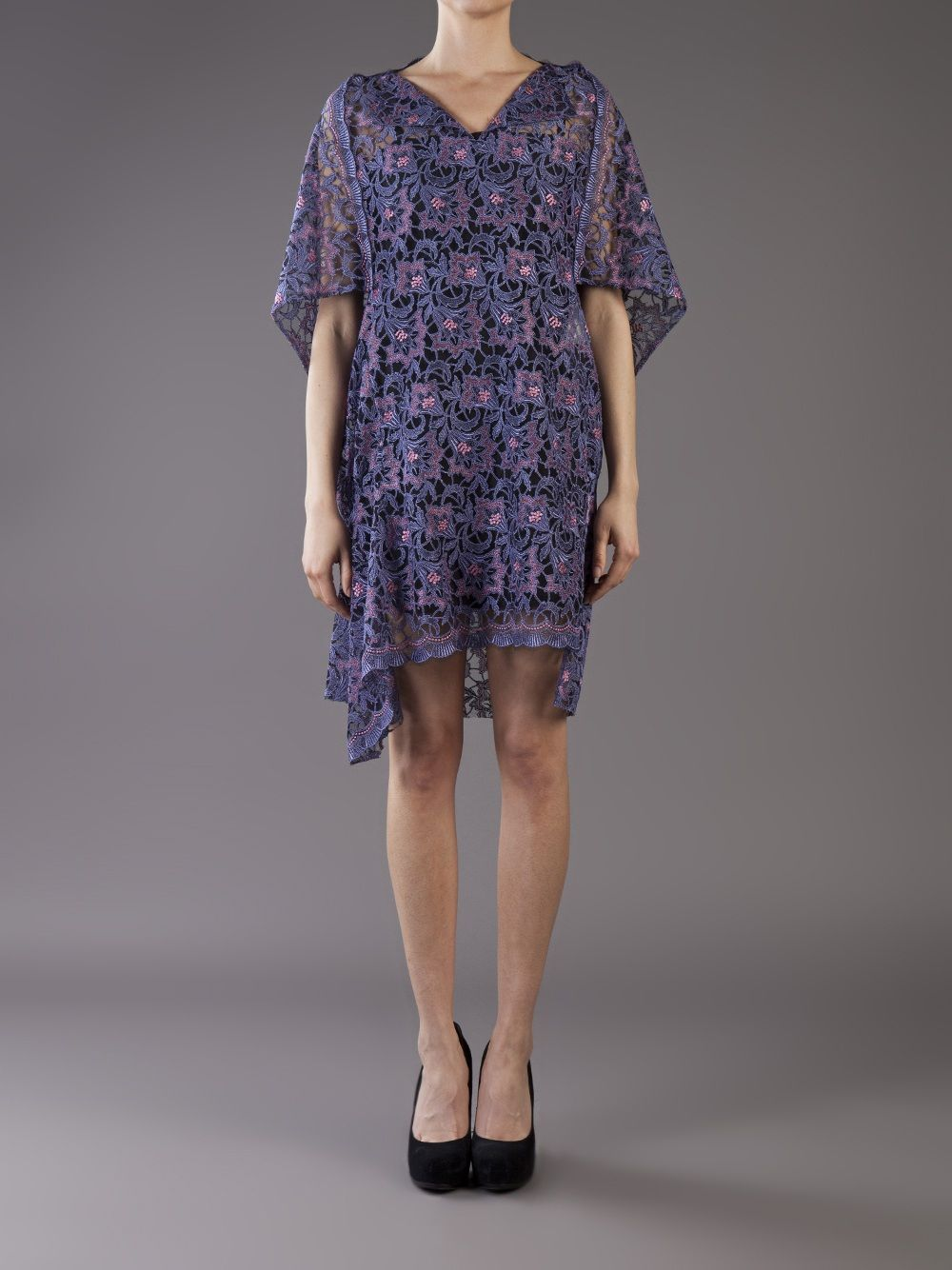 Junya Watanabe Lace Dress Clotheshorse Dresses Casual