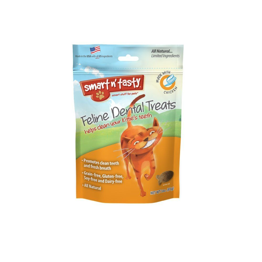 Emerald Pet Cat Chicken Dental Grain Free Treats Thanks A Lot For Having Viewed Our Picture This Is Our Affiliate Link Ca Dental Dental Treats Cat Treats