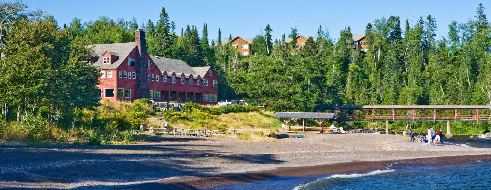 Lutsen Resort Rich With History And Hy Vacation Memories Rec Lake