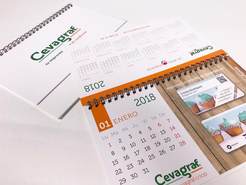 81dcf13c8dbf6 Plantillas de Calendarios 2019 para Imprimir InDesign Gratis ...