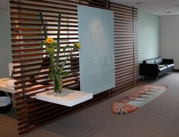 interior partitions reception | office space | pinterest | walls