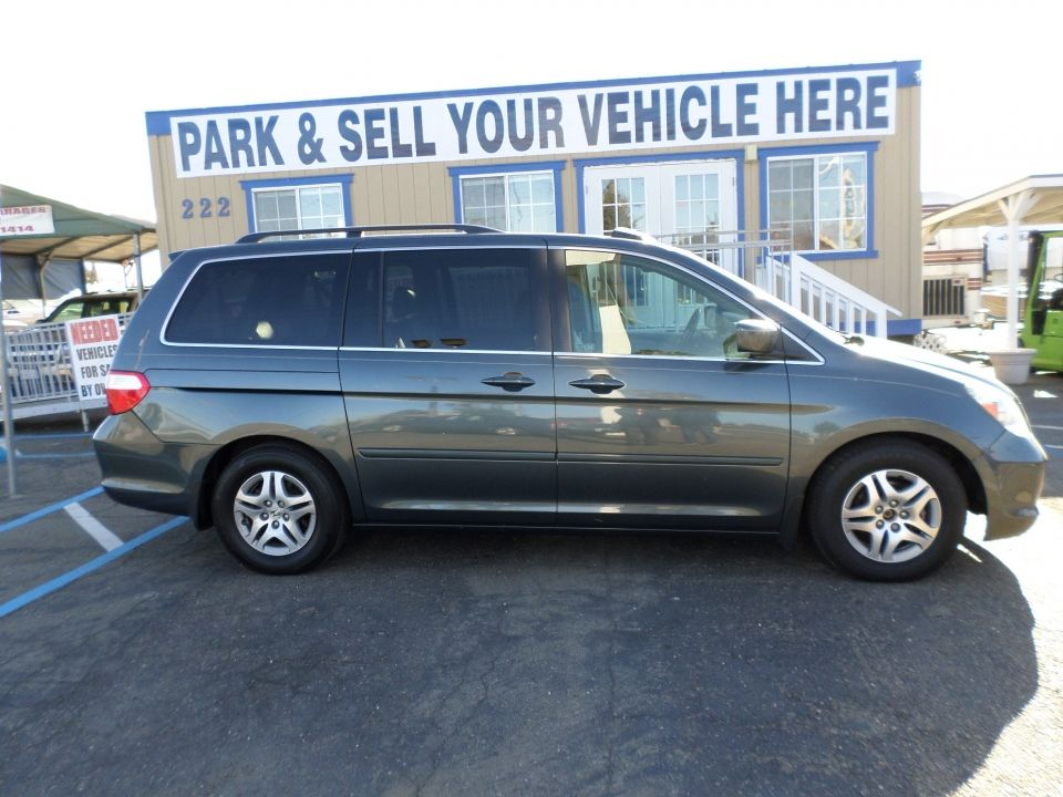 2006 Honda Odessy EX Sports Minivan For Sale by Owner | Vans and ...