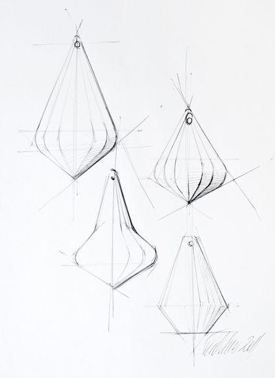 Thomas Feichtner Sketch One Crystal Chandelier Id Industrial