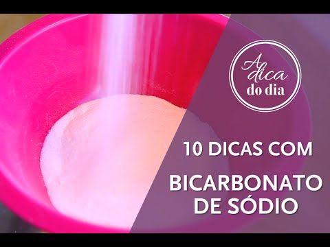 Bicarbonato No Ralo Formula Facil Com Sal E Agua Tira Cheiro Ruim