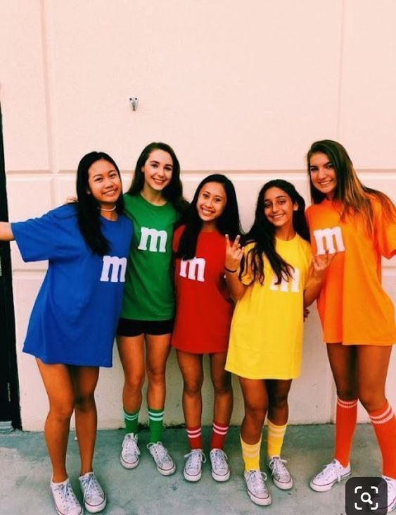 70+ DIY College Halloween Costumes that'll Make you Say