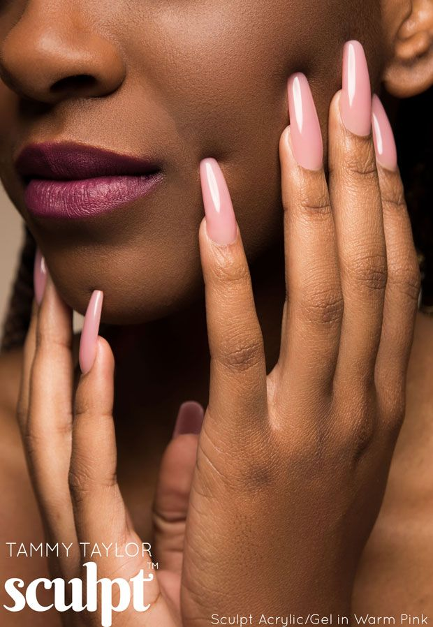 """The Next Generation of Nails! Is Here! SCULPTâ""""¢! @tammytaylornails ..."""