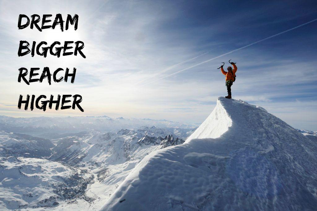 Dream Bigger. Reach Higher. | Matterhorn, Adventure travel, Annapurna
