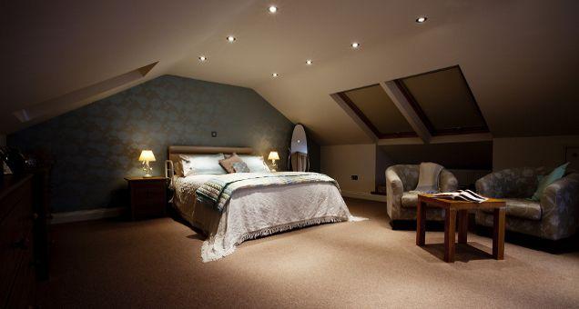 Loft conversion harrogate by trussloft trussloft1 - How to convert a loft into a bedroom ...