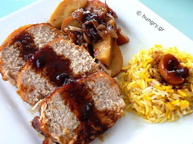 Kitchen Stori.es: Χοιρινό Ψητό Κατσαρόλας με Μήλα