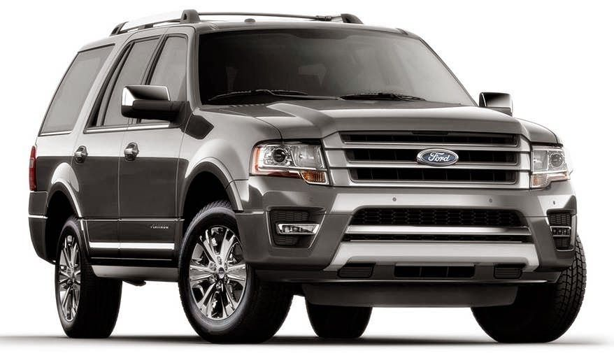 2015 Ford Expedition EL Platinum Ford expedition, Ford