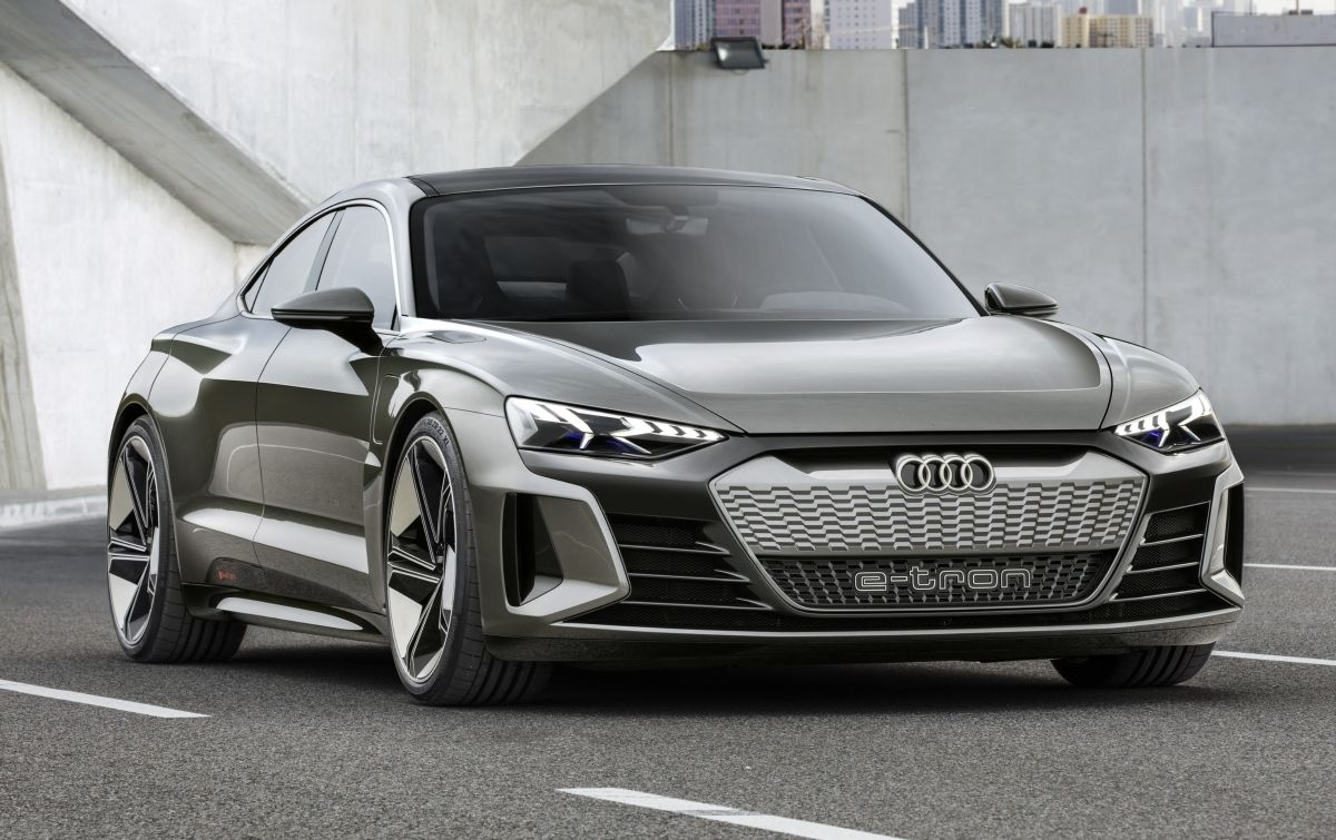 Audi Is Gearing Up To Introduce A New E Tron Electric Sedan To