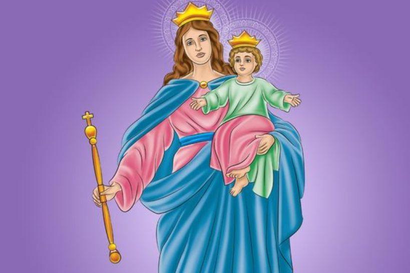Oracion A Maria Auxiliadora Para Bendecir Nuestro Hogar Oracion
